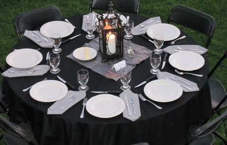 dish and utensil rentals Fort Collins