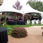 Backyard Wedding Rentals