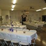 Banquet Table Rentals