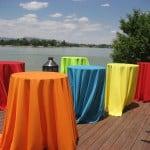 Bright Colored Linens