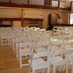 Ceremony Chairs Rentals