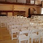 Ceremony Chairs Rentals