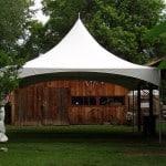 Family Reunion Tent Rental