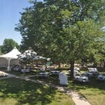 Tent and Lawn Seating