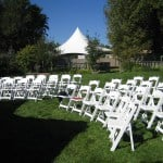 Wedding Chairs and Tents