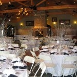 White Chairs and Linens