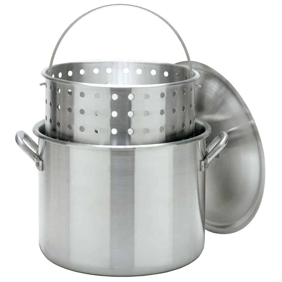 Stock pot strainers front range event rental