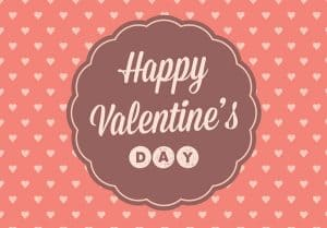 Image result for vintage happy valentine's day
