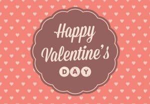 Image result for vintage happy valentine's day