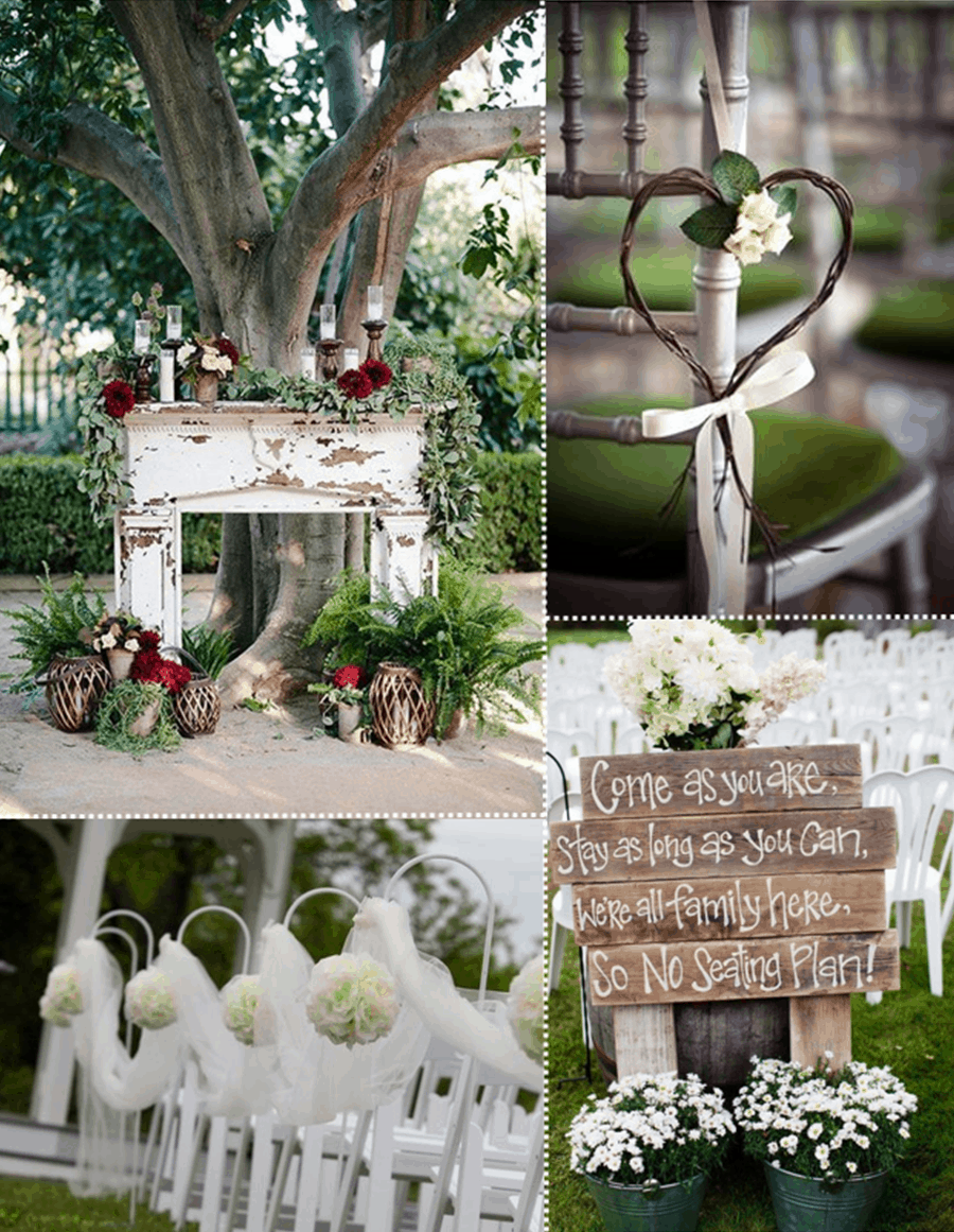 wedding ceremony decorations ideas 2017 wedding trends aisle decor front range event rental 8948