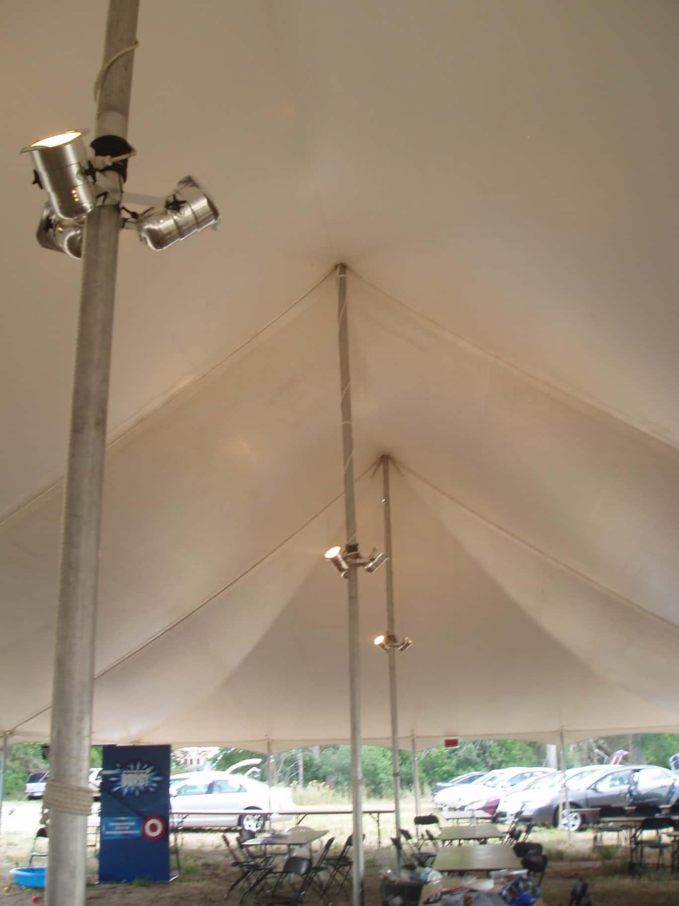 Frame Tent Weights - Front Range Event Rental