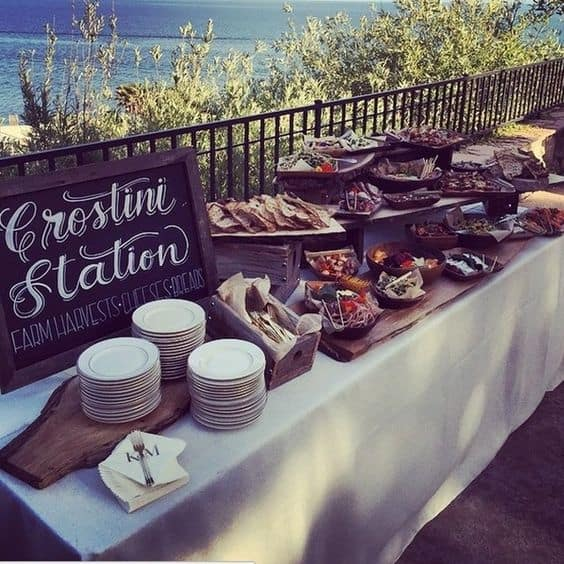 Phenomenal 2017 Wedding Trends Buffet Setup Front Range Event Rental Download Free Architecture Designs Embacsunscenecom