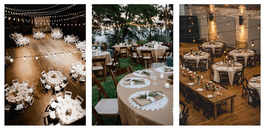 2017 Wedding Trends Seating Arrangements Front Range Event Rental