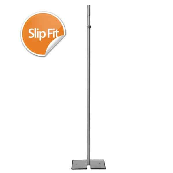 weighted light pole