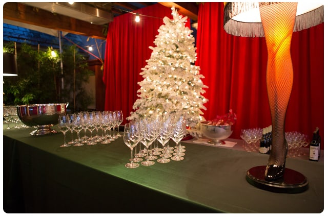 unique holiday party celebrations for your company party - A Christmas Story Decorations