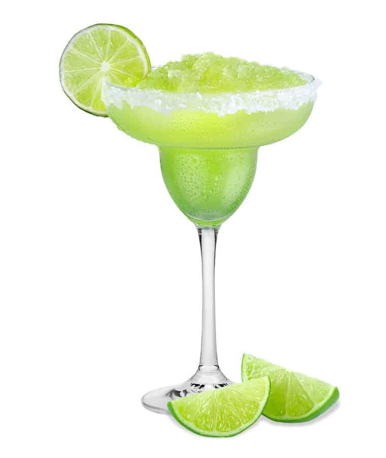 Blue Margarita Mix Drink