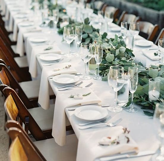 Be sure to discuss the items you will need to take care of with your venue and caterer. Certain venues or catering companies may provide linens cutlery ... & Wedding Trends: Table Settings | Blog | Front Range Event Rental