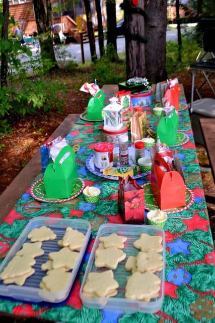 Christmas In July Themed Food.Christmas In July Blog Front Range Event Rental