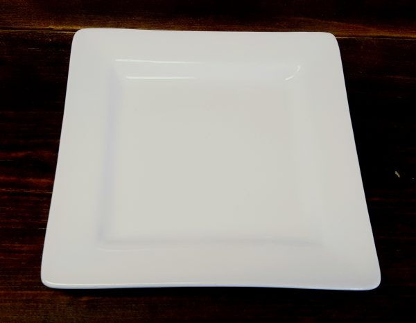 Bread & Butter Square Plate