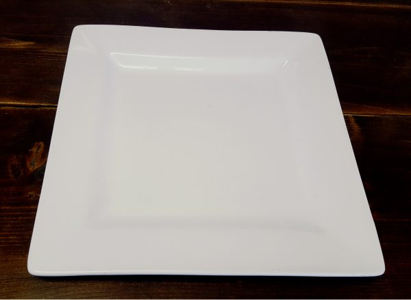 Dinner Plate - Square