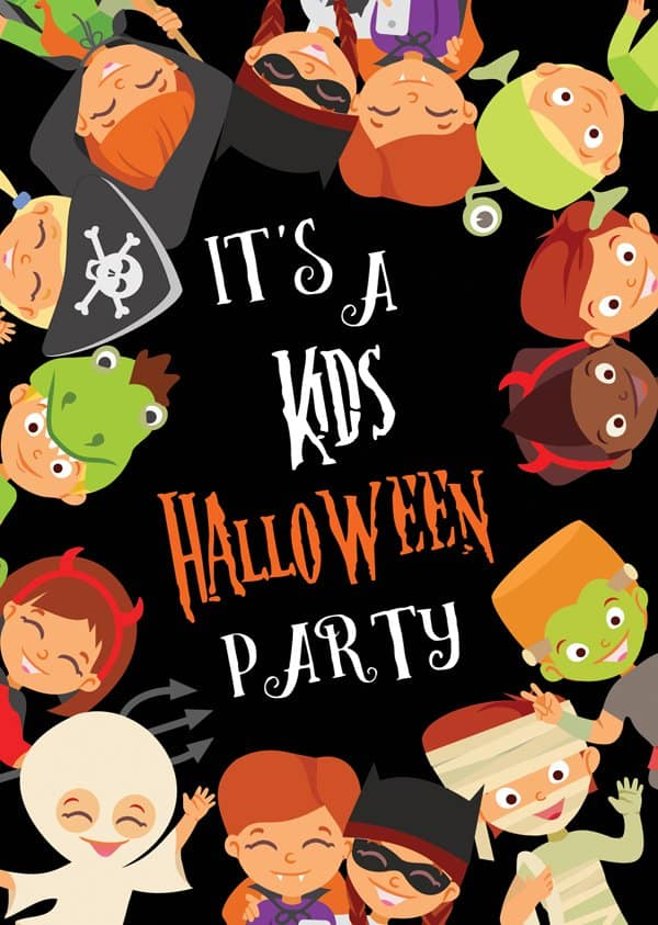 halloween invite kids party front lg front range event rental