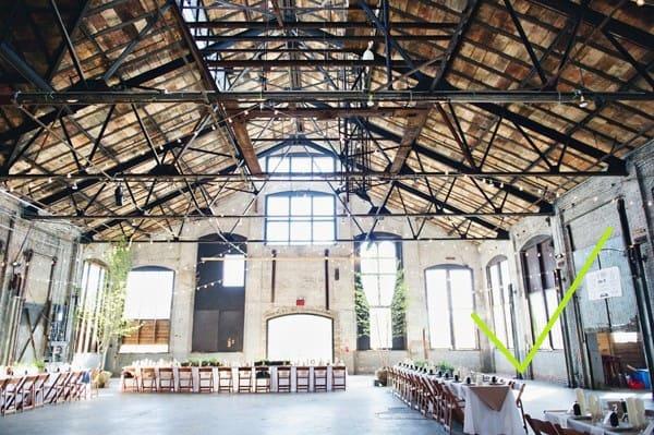 New York Rustic Industrial Wedding Venue Basilica Hudson Front