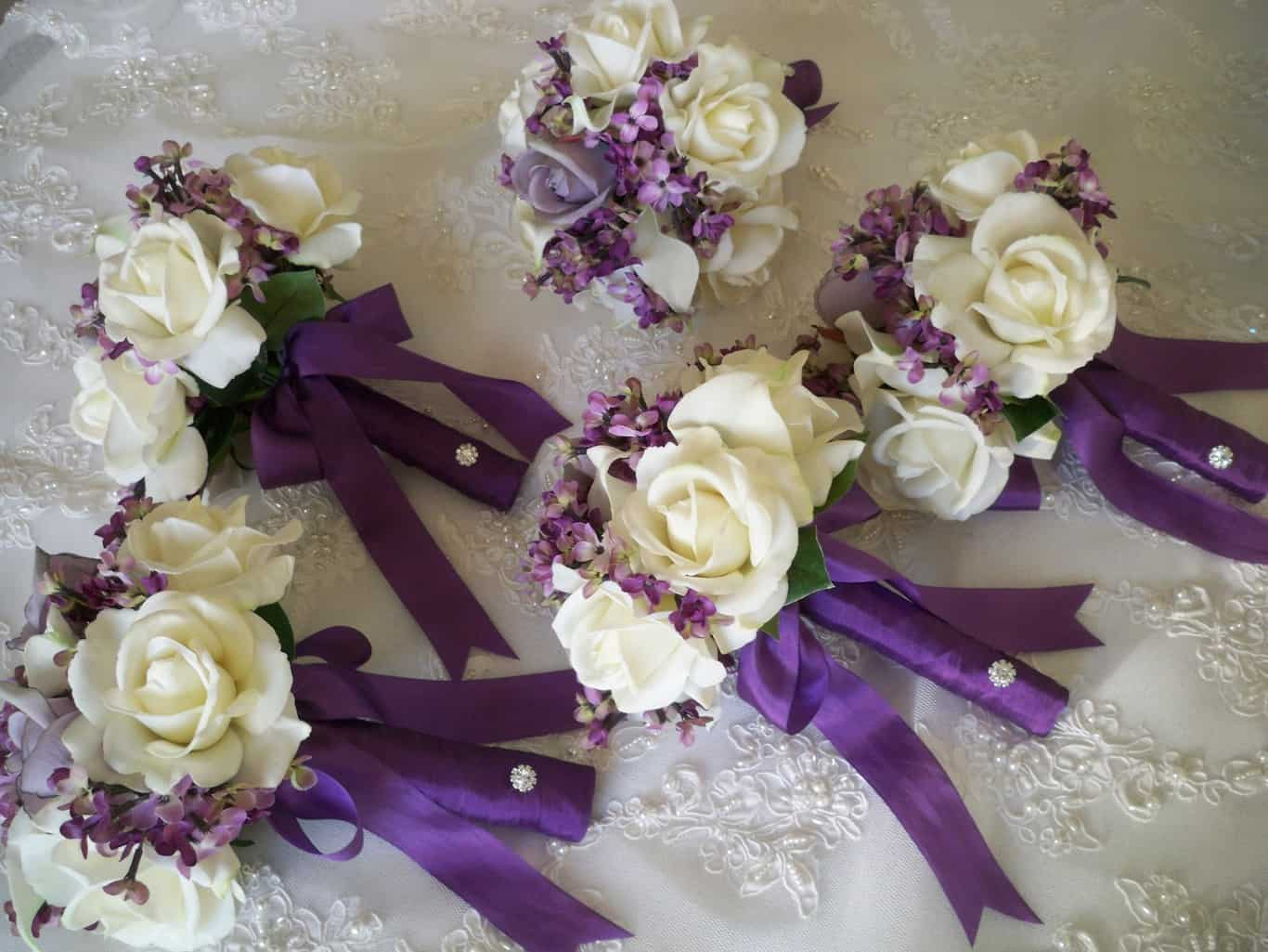 Wedding Flower Budget & Rental Items